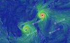 换个角度看台风