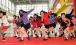 日本高中生太会玩!