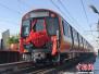 """""""中国制造""""波士顿地铁在长春下线 我国轨道交通装备将首次出口美国"""
