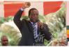 津巴布韦被解职副总统出逃 向总统穆加贝下战书