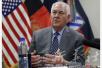 美国务卿蒂勒森称欧洲国家须对自身安全负起更大责任