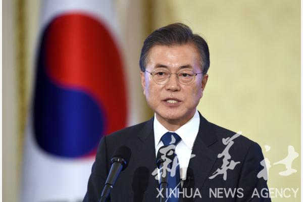 文在寅12月或访重庆日媒:彰显对日谈判决不妥协