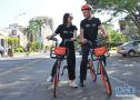 共享单车现非洲街头