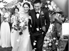 余文乐宣布结婚喜讯迎娶王棠云为妻