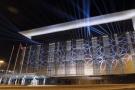 港珠澳大桥亮灯