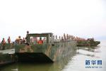 黄河济南段浮桥统一收费标准:小车每次收费8元