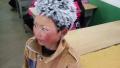 """冒冰霜上学 头发眉毛成""""冰花""""!这个男孩让人心疼"""
