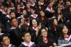 山东大学2017届毕业生就业质量报告:近半数本科生继续深造