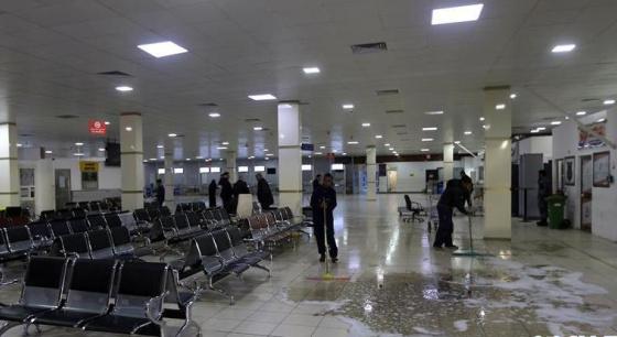 利比亚首都机场附近发生武装冲突 已致89人伤亡