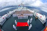 """4天2艘军舰入列中国海军又""""下饺子""""了!"""