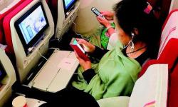 """飞机上能玩手机了:网速如何?能""""想用就用""""吗?"""