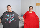 母女瘦身268斤