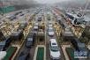 河北发布春节返程交通安全预警 高峰要持续至24日