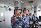 中国海军编队春节赴印度洋都干了啥?
