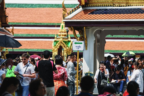 98彩票网急速赛车:中国游客在泰国屡次破坏环境 泰旅游局向中方求助