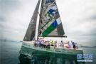 """""""青岛号""""大帆船第二名完成三亚站比赛,预计3月13日抵青"""