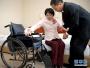共享轮椅济南第一天:押金299 一天用了150余次