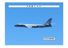 就在昨天!中国空军混合编队飞越宫古海峡 或与日本战机发生激烈对抗