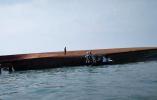 马来西亚倾覆挖沙船中又救出2名中国船员 仍有10人失联