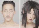 中国男人百年来发型变化