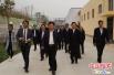 陈星深入泌阳县产业集聚区开展重点项目建设观摩活动