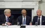 """华尔街""""喊话""""特朗普:别发动贸易战,别骚扰亚马逊!"""