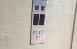 安置房小区电梯一楼以上没有上行键,为了保护隐私防串门?