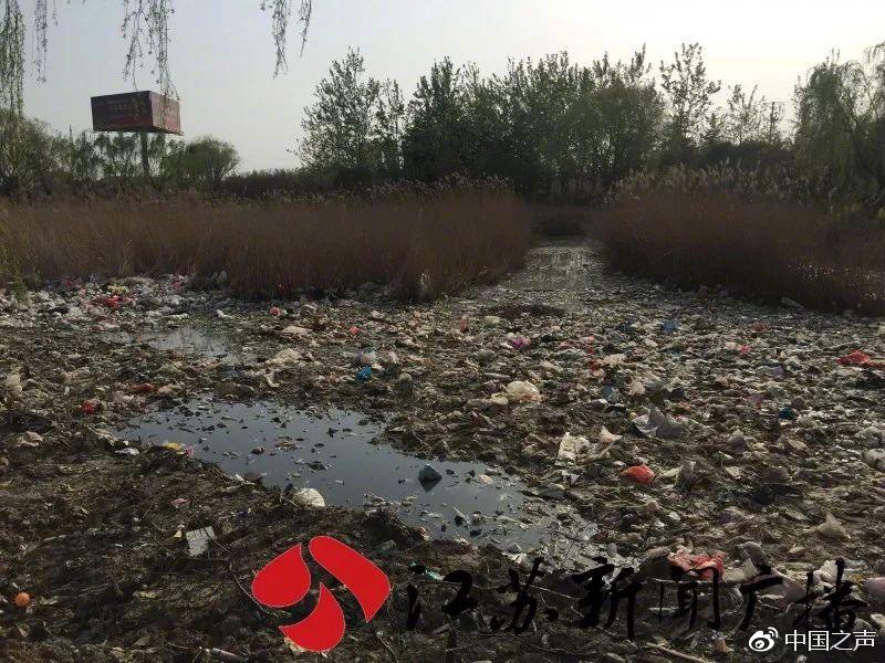政府往公园倒万吨垃圾却不用新填埋场:怕百姓反对