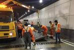 为避免影响高考中考 长江隧道夜间管养封闭推迟到6月20日
