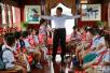 《同一堂课》张大春开启体验式教学,七岁小学生出口成诗