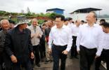 袁家军率浙江省代表团赴川 坚决精准有力高效做好扶贫协作