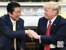 安倍拟6月上旬访美 日媒:望看清特朗普对朝鲜问题真实意图