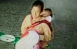 女子以背两个月大婴儿为掩护 在医院疯狂拎包盗窃