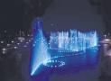 喷泉电力升级改造完成 双鹤湖音乐喷泉将亮相