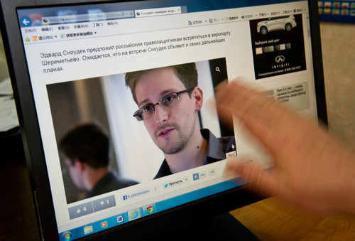 美媒:斯诺登事件对美冲击远未结束 机密文件仍在传出