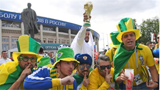 巴西首秀日球迷信心增