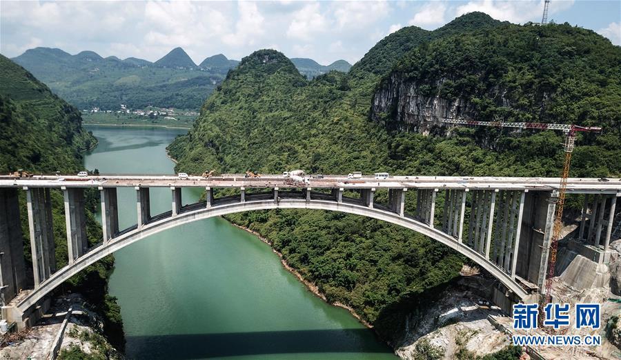 大桥全线贯通