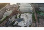 在建污水处理设施倾斜45度,建设单位:工程质量没问题