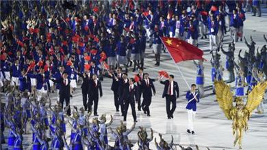 雅加达亚运会 中国军团亮点多