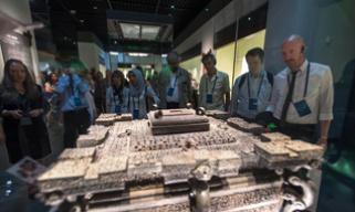 【组图】40余位国际博物馆专家齐聚武汉研讨音乐文物的保护与展陈