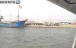 辽宁葫芦岛一运砂船翻沉 船上共11名船员失联