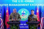 德媒关注中美两军联合救灾演练:定期演练有助改善双边关系