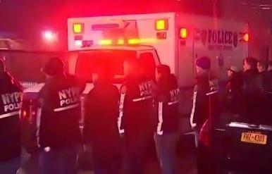 纽约一名警探出警时被自己人误杀