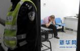 涿州市这小伙酒后持刀闹事被拘了