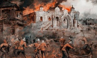 巴黎圣母院大火后有人联系火烧圆明园!网友:狭隘!