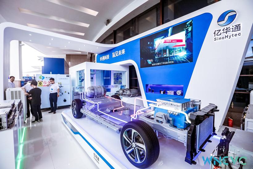 电池,能源产业变革,燃料电池,世界新能源汽车大会,万钢,