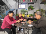"""宝丰县:日间照料中心成为老人们的""""幸福驿站"""""""