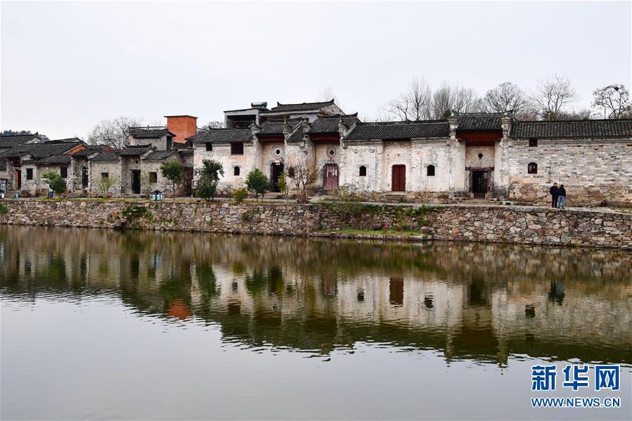 (新华视界)(2)河南新县:美丽乡村惹人醉