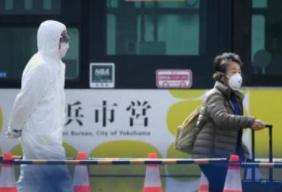 日本新冠肺炎累计确诊728例 当局建议停办集体活动