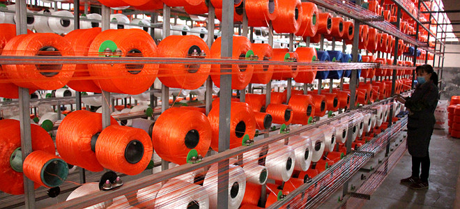 山东滨州:绳网企业火热复工